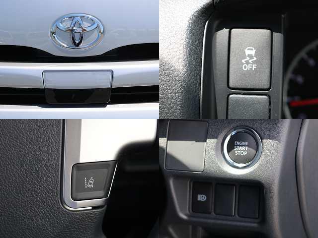 流行りの最新装備が備わったハイエース♪   トヨタ ハイエースコミューター 2.8 GL ディーゼルターボ 3NO 10人乗りワゴン
