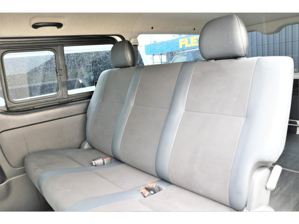 座り心地もデザインも良い特別仕様車専用ハーフレザーシート!!