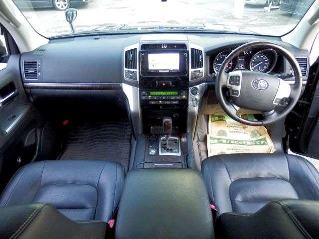 ランドクルーザー200 4.6 AX Gセレクション 4WD