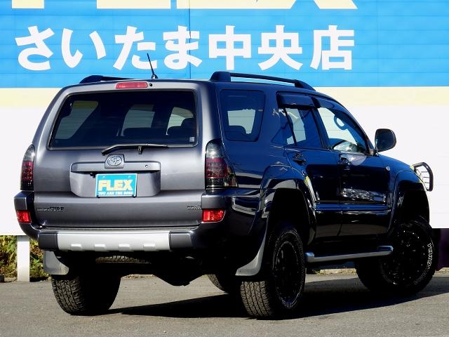ハイラックスサーフ 2.7 SSR-X 4WD