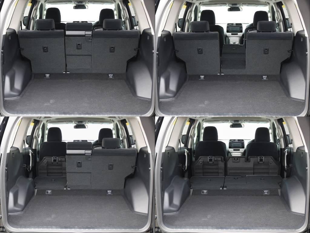 Wエアバッグ、サイド&カーテンシールドエアバッグを完備し、乗員の安全性に抜かりありません。家族や恋人など大切な方も安心してお乗せ頂けます!