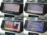 9インチの大画面ナビは地図の情報量が多く、テレビもバックカメラの映像も鮮明に映ります。Bluetoothオーディオにも対応!