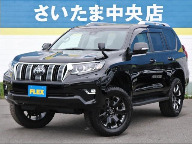 | トヨタ ランドクルーザープラド 2.7 TX 4WD 7人