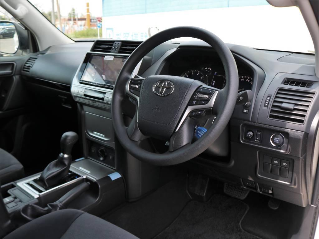 | トヨタ ランドクルーザープラド 2.7 TX 4WD 5人乗り WORKブロンズホイル