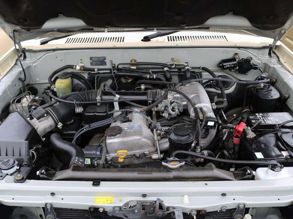 2.7リッターガソリンエンジン。年間約8千円で上位エンジンを体験できます★