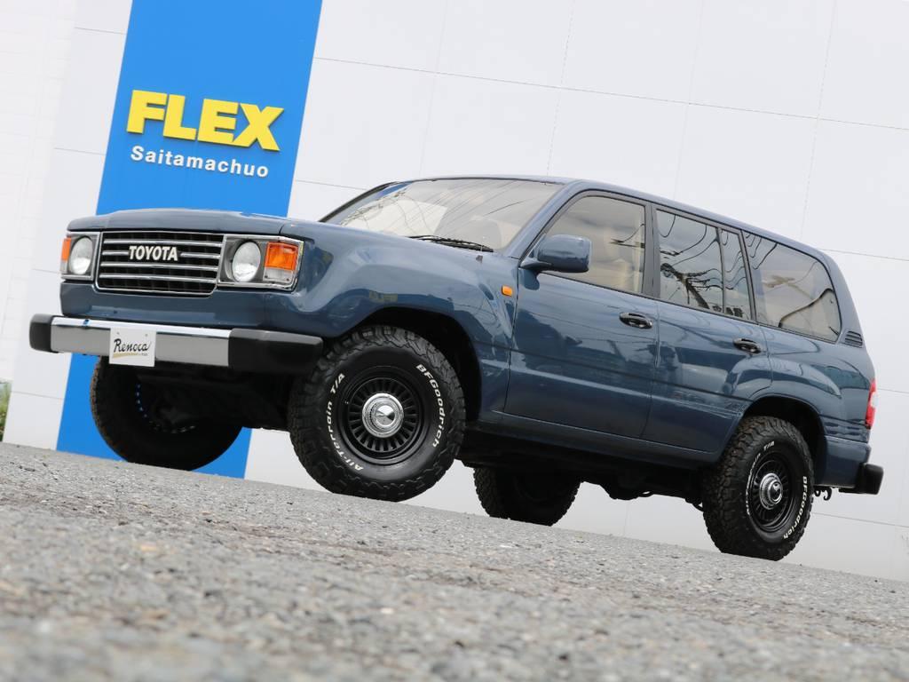 当店の車両は、全部位(消耗品と内外装パーツを除く)期間・走行距離無制限の安心保証付き★遠方のお客様へは、ご自宅のお近くの認証整備工場を保証整備先としてご紹介させて頂きます(^^)/ | トヨタ ランドクルーザー100 4.7 VXリミテッド Gセレクション 4WD 走行39千km RENOCA106