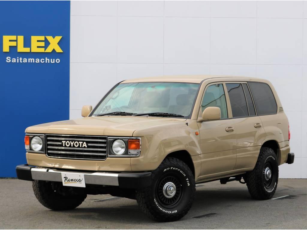 『Renoca106』60丸目換装が完成しました♪貴重なマルチレス・寒冷地仕様車になりますのでお探しの方はお早めにご連絡ください!