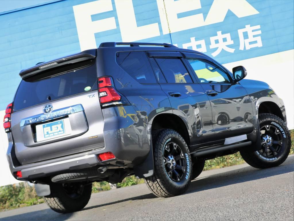 掲載されているお写真・情報だけではお分かりにならないことはありませんか!?お問い合わせはお気軽に、ランクル専任担当の鈴木・東海まで(^^♪ ランクル所有者として、オーナー目線でお話しさせて頂きます! | トヨタ ランドクルーザープラド 2.8 TX ディーゼルターボ 4WD 7人