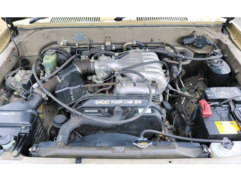 3400CCエンジンですので、踏み込んだ時の力を実感できると思います!!