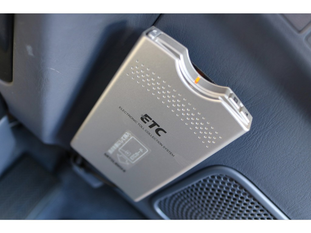 ETCも付いていますので快適なロングドライブをお約束できます!