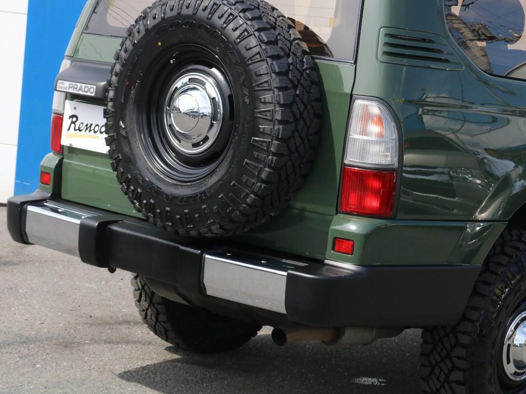 ランドクルーザーに対する保証付き!長くお車と寄り添って頂ける保証プランです!