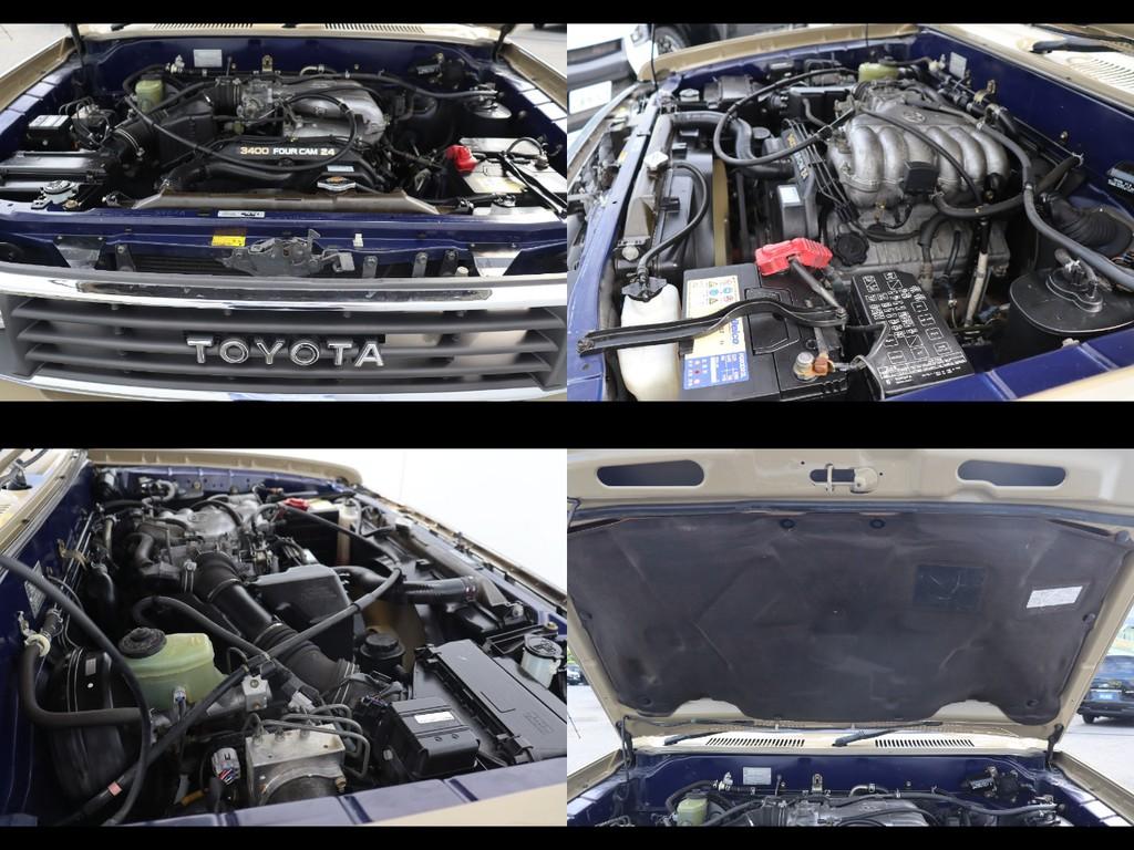 V6エンジンでトルクもあるエンジンです!