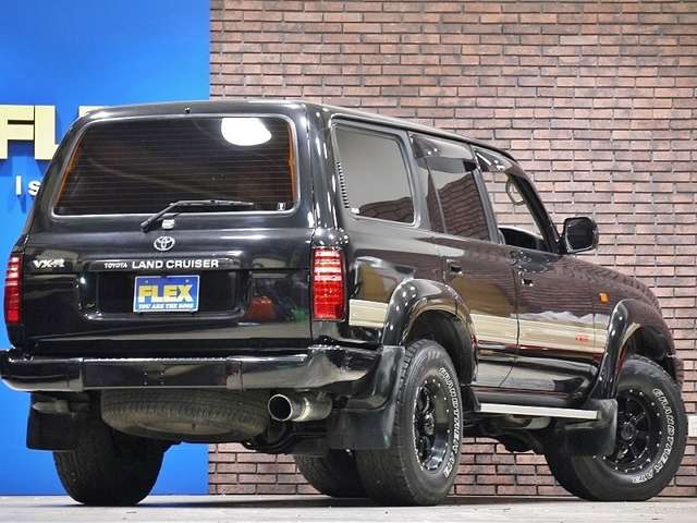 ランドクルーザー80 4.2 VXリミテッド EGR装着車 ディーゼルターボ 4WD