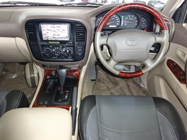   トヨタ ランドクルーザー100 4.7 VXリミテッド 4WD セパンブロンズオールP 新品22AW