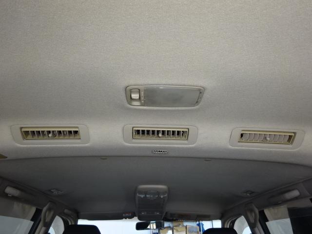 天張りも御覧の通り綺麗に保たれております。   トヨタ ランドクルーザー100 4.7 VXリミテッド 4WD セパンブロンズオールP 新品22AW