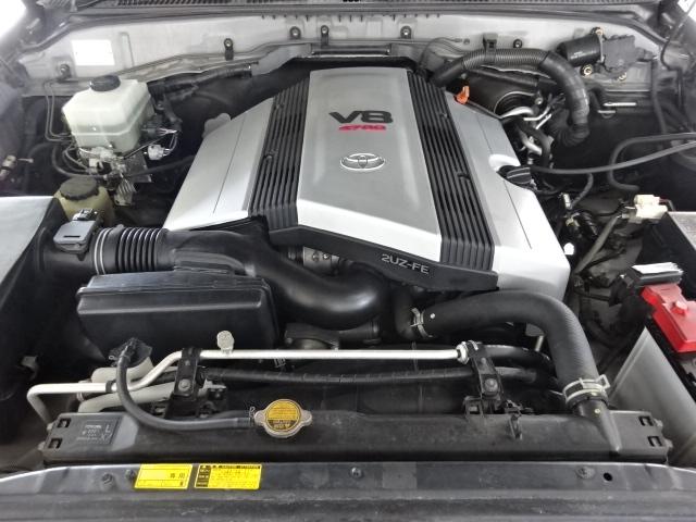 4700㏄V8エンジン!走りの良さをオーナー様になって感じて下さい!   トヨタ ランドクルーザー100 4.7 VXリミテッド 4WD セパンブロンズオールP 新品22AW