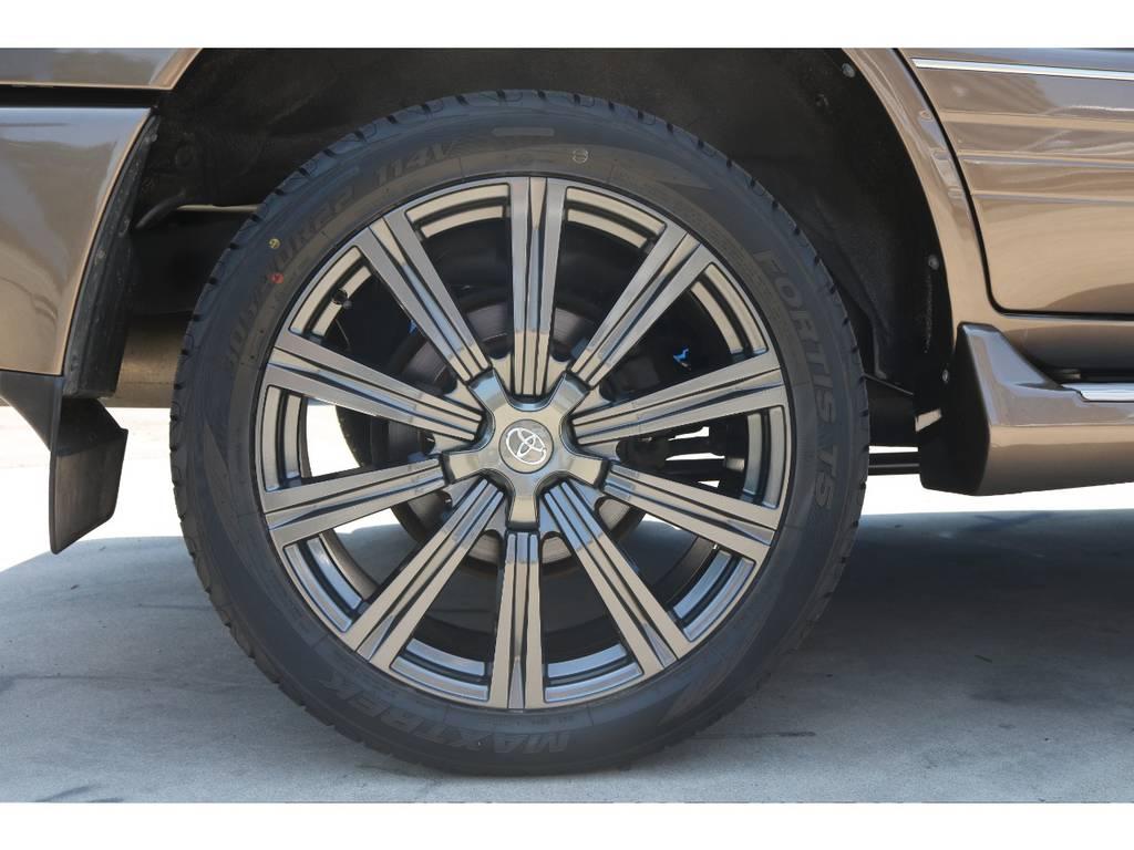 気になる点がございましたらお気軽にお問い合わせください。   トヨタ ランドクルーザー100 4.7 VXリミテッド 4WD セパンブロンズオールP 新品22AW