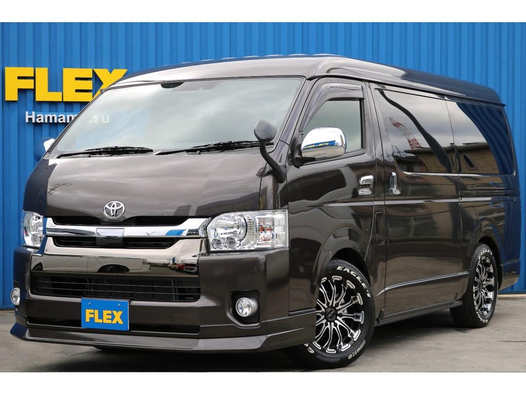 【買取直販】高年式・低走行車が入庫しました!! 50THアニバーサリー ワイドバン 4WD FLEX内装 Ver4