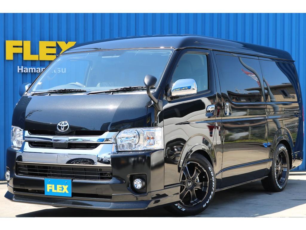 【新車ワゴン】◆オンライン商談可!◆ 2WD 必要最低限のカスタムのみで製作!