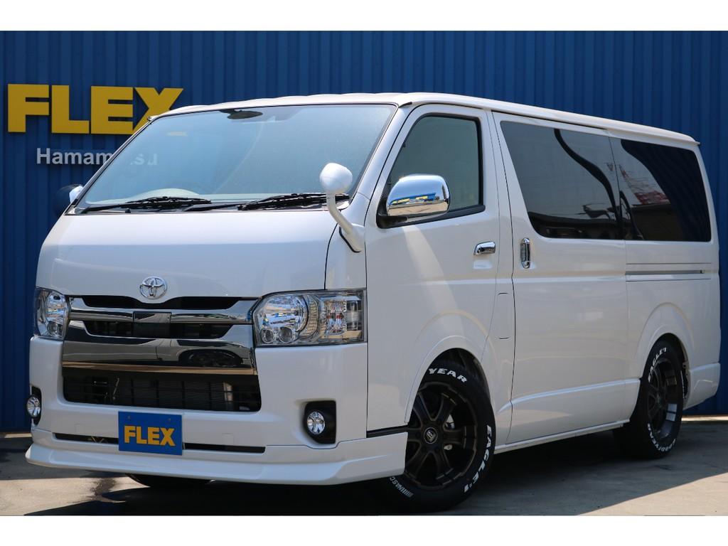 【新車ガソリンバン】 ◆オンライン商談可!◆ ダークプライムⅡ 人気のオリジナルパーツでカッコよくカスタム済み♪