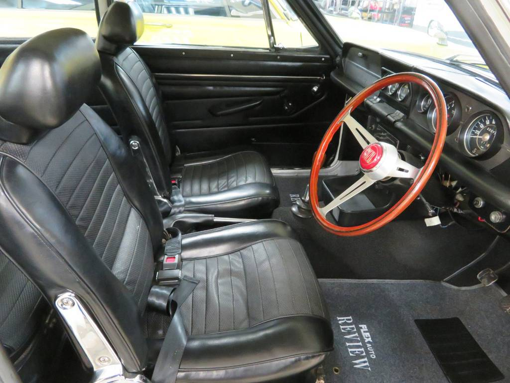 | いすゞ ベレット 1600GTファストバック