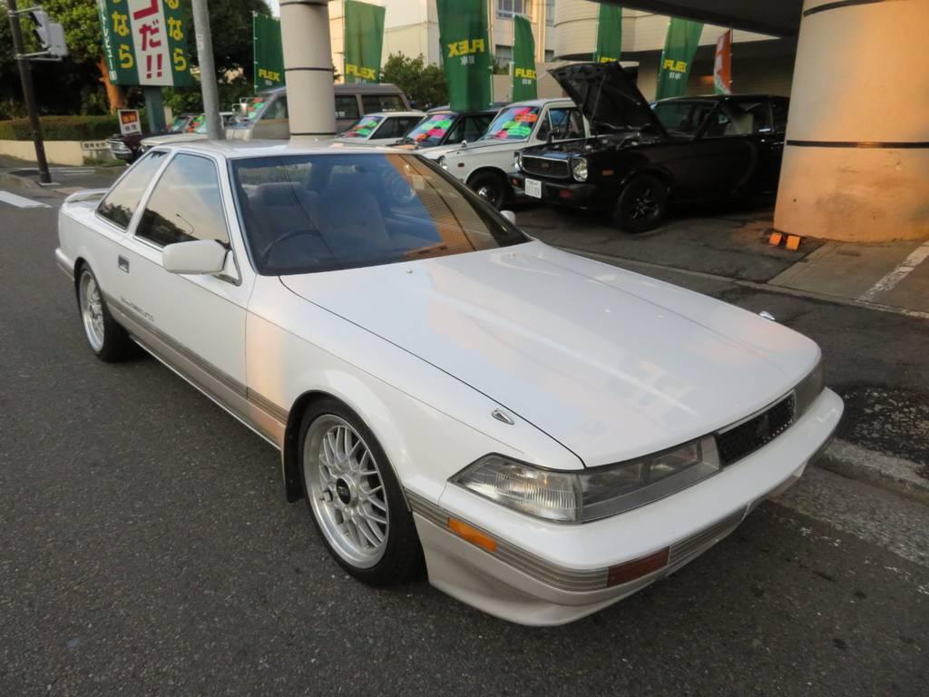 | トヨタ ソアラ 2000GT ツインターボ