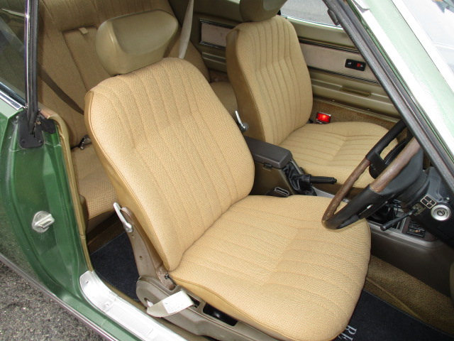  トヨタ マークⅡ 2ドアハードトップ LG