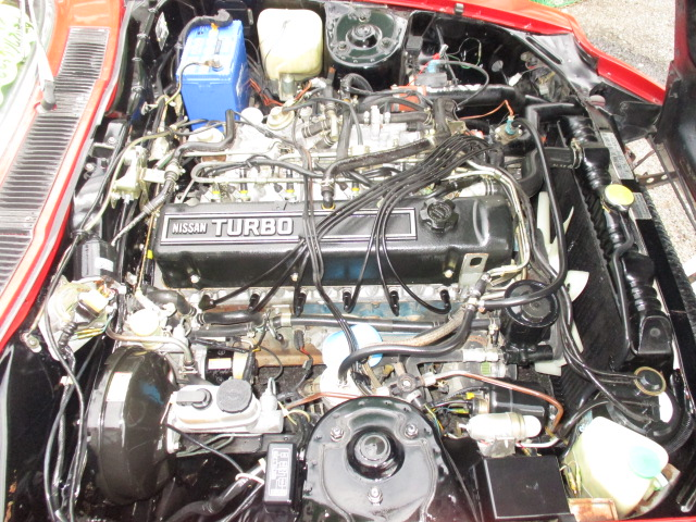 | 日産 フェアレディZ 200Z-L Tバールーフ ターボ