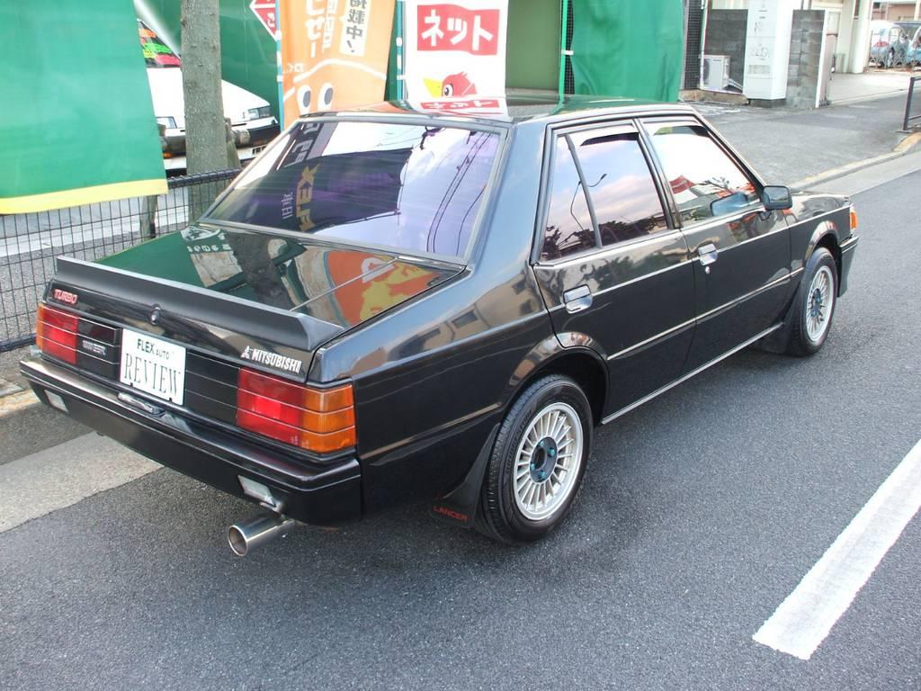 | 三菱 ランサーEX 1800GSRターボ