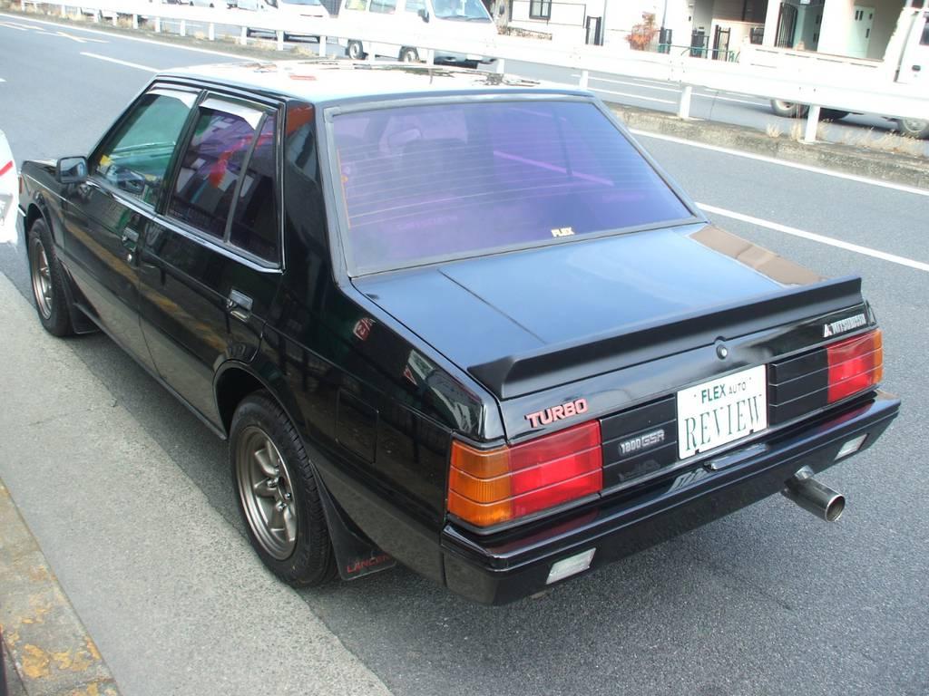   三菱 ランサーEX 1800GSRターボ