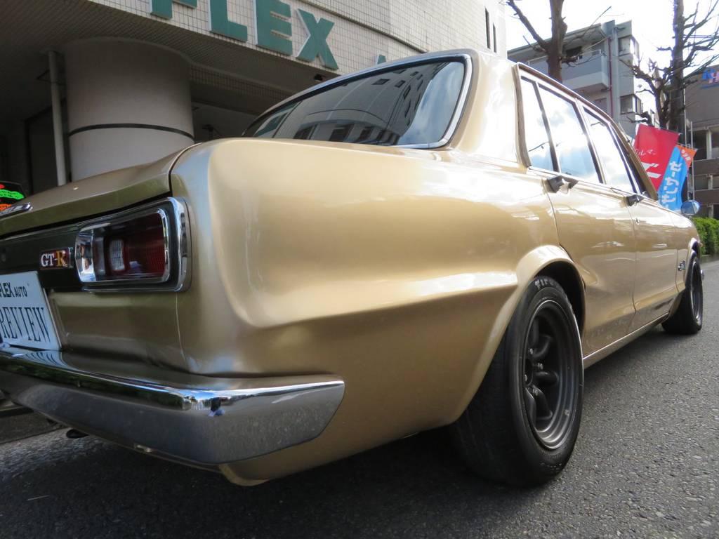 | 日産 スカイライン 4ドア GT-R仕様