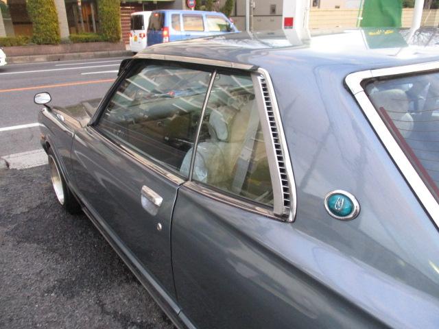 | トヨタ マークⅡ 2ドアハードトップ グランデ
