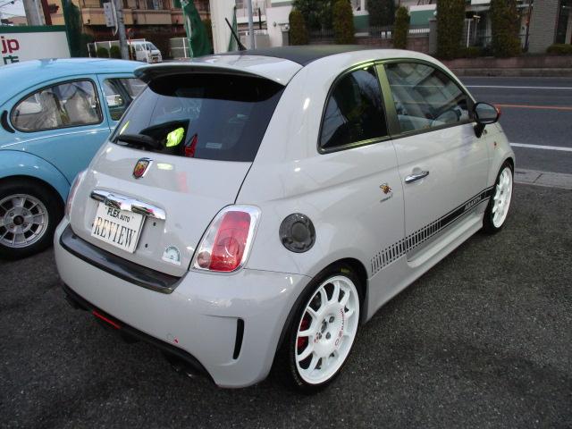 | アバルト アバルト 500