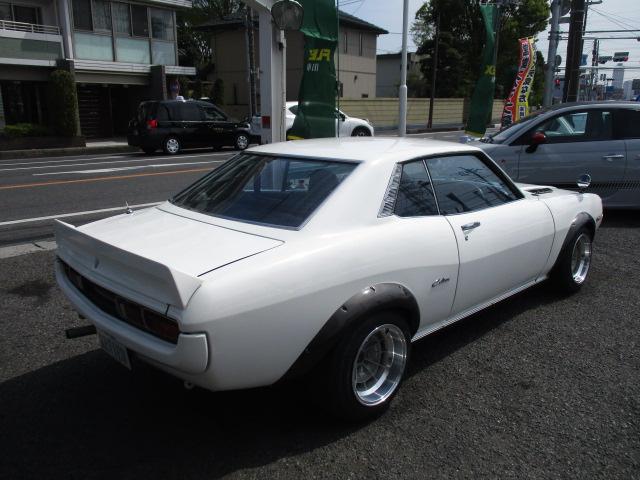 | トヨタ セリカクーペ 1600ST改