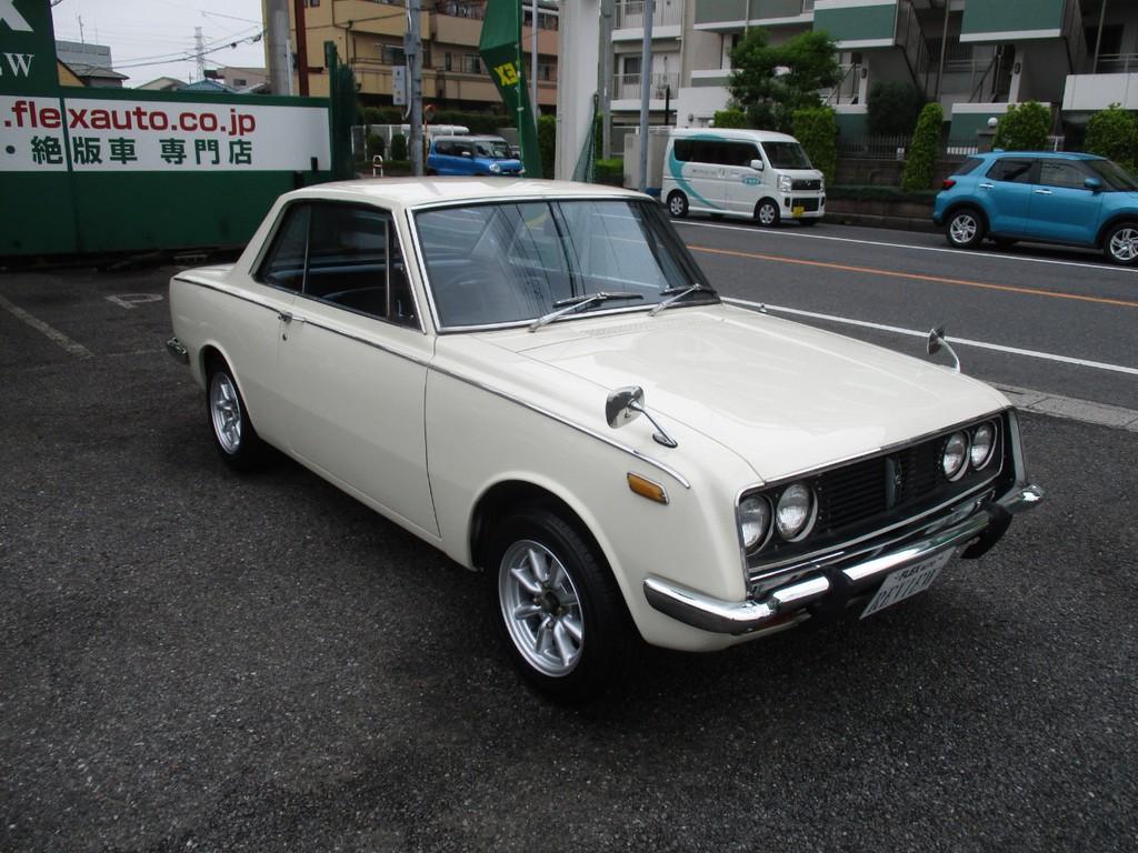 トヨタ コロナ 2ドアハードトップ1500