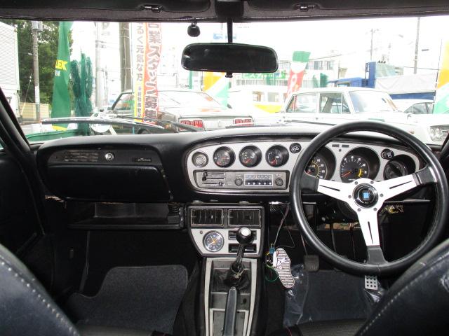 | トヨタ セリカクーペ 1600GT