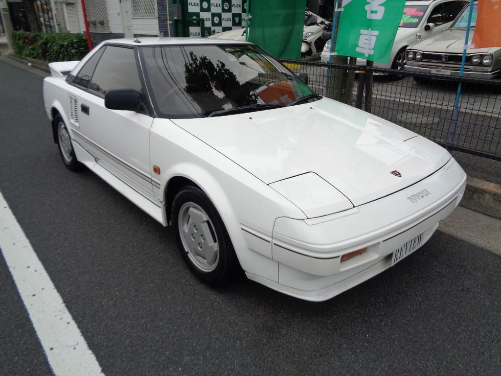 トヨタ MR2 1.6G