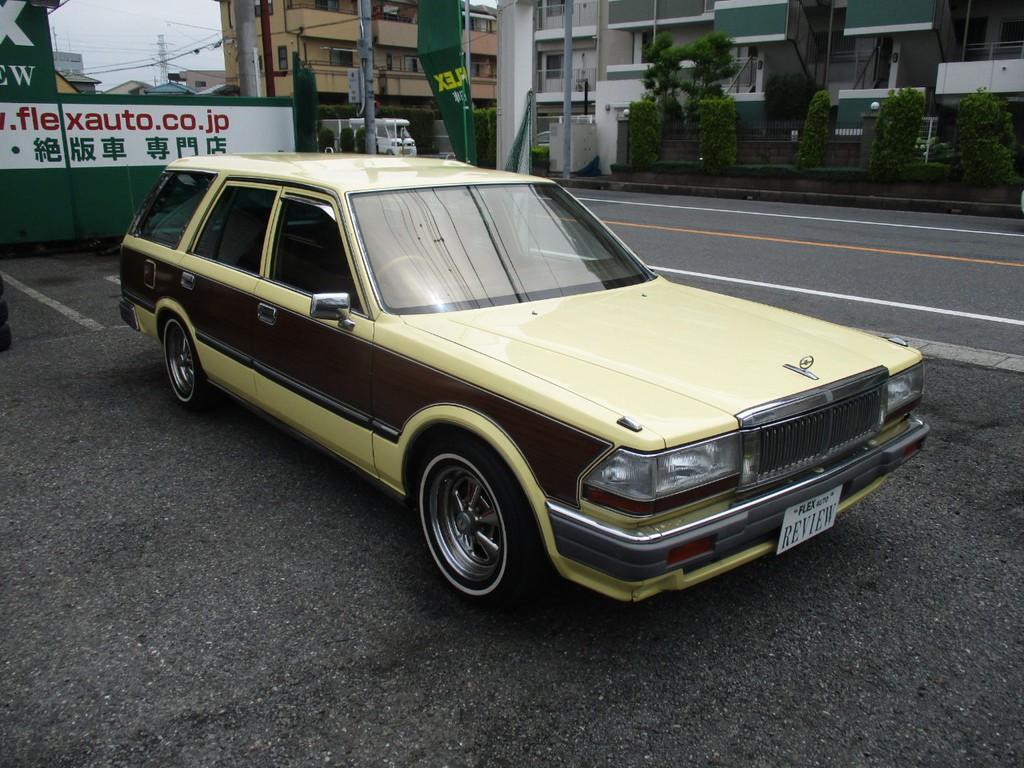 日産 セドリックワゴン GL