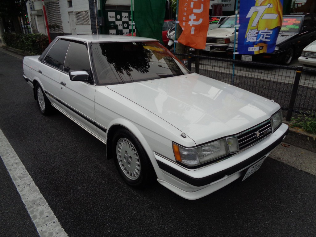 トヨタ マークⅡ GTツインターボ