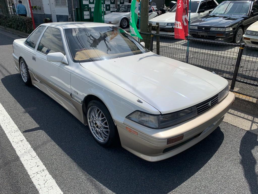 トヨタ ソアラ 3.0 GTリミテッド
