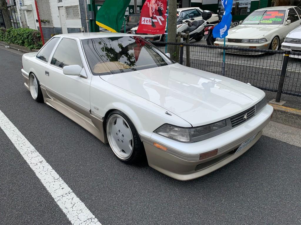 トヨタ ソアラ 3.0GTリミテッド