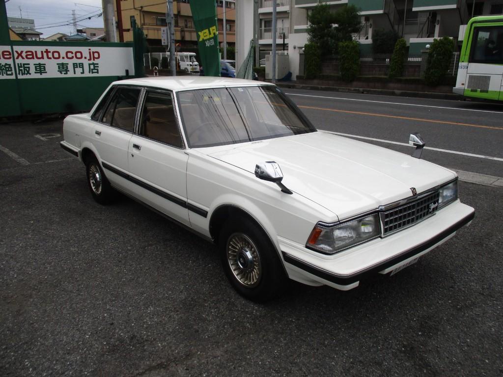 トヨタ マークⅡ グランデ