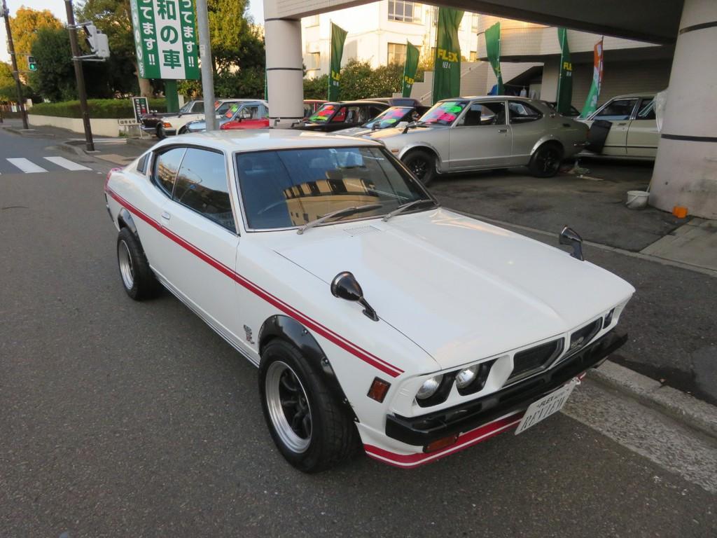 三菱 ギャランGTO 2000GS-R