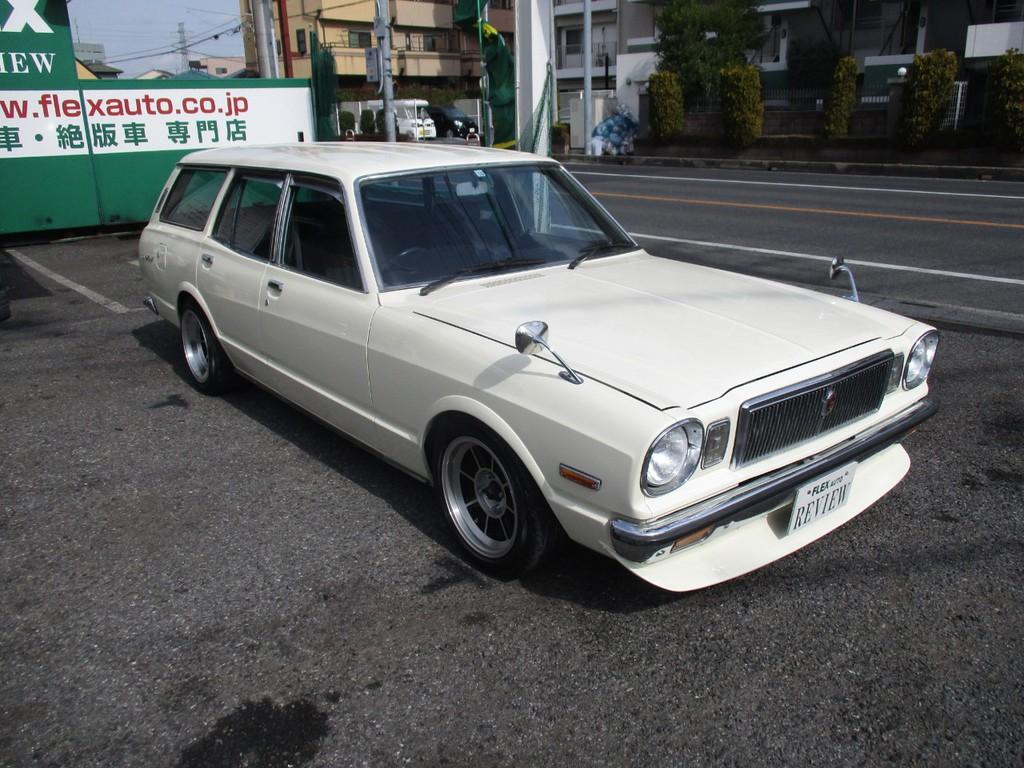 トヨタ マークⅡワゴン L 改バン
