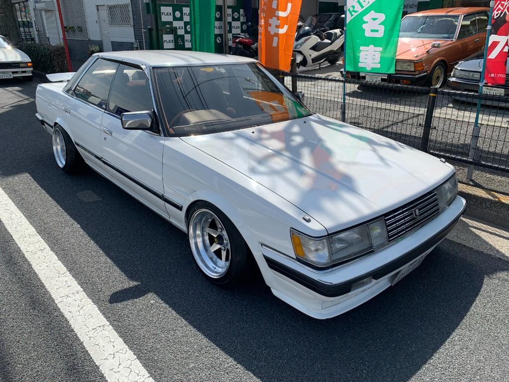 トヨタ マークⅡ GT ツインターボ