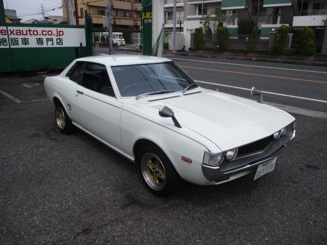 トヨタ セリカクーペ 1600ST