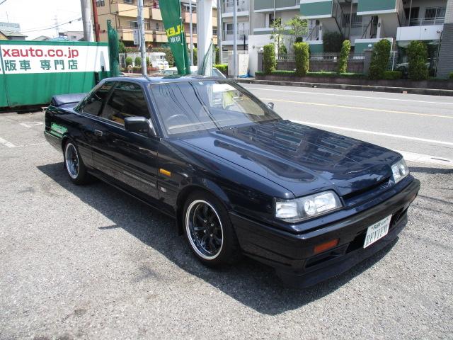 日産 スカイラインクーペ GTS-R