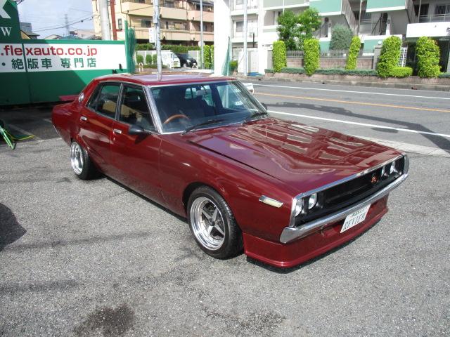 日産 スカイライン 4ドア GT改