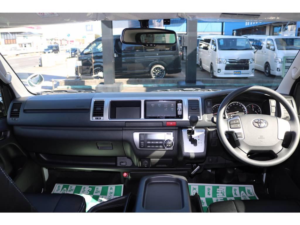 | トヨタ ハイエース 2.7 GL ロング ミドルルーフ 4WD Ver7