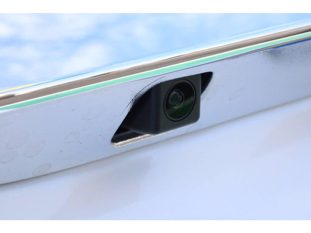 バックカメラ装備♪ | トヨタ ハイエース 2.7 GL ロング ミドルルーフ 4WD TSS寒冷地付アレンジR1